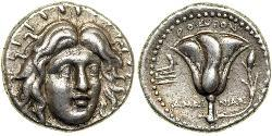 1 Tetradrachm Ancient Greece (1100BC-330) Silver