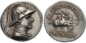 1 Tetradrachm Ancient Greece (1100BC-330) Silver