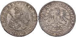 1 Thaler 哈布斯堡君主國 銀 Ferdinand I, Holy Roman Emperor(1503-1564)