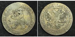 1 Thaler 瑞士 銀
