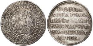 1 Thaler 联邦州 (德国) 銀
