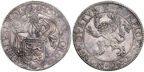 1 Thaler 荷蘭共和國 (1581 - 1795) 銀