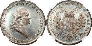 1 Thaler Electorate of Bavaria (1623 - 1806) 銀 卡爾·泰奧多爾 (1724 - 1799)