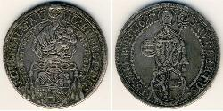 1 Thaler Salzburg 銀