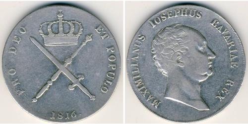 1 Thaler  銀