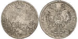 1 Thaler Free Imperial City of Nuremberg (1219 - 1806) Argent