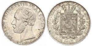 1 Thaler Grand-duché d