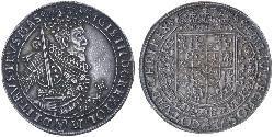 1 Thaler République des Deux Nations (1569-1795) Argent Sigismund III