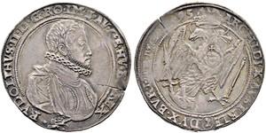 1 Thaler Boemia Argento