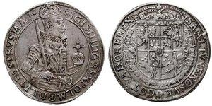 1 Thaler Confederazione Polacco-Lituana (1569-1795) Argento Sigismund III