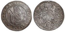 1 Thaler Principato Elettorale di Sassonia (1356 - 1806) Argento