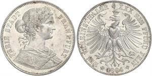 1 Thaler Stati federali della Germania / Germania Argento