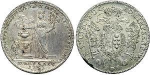 1 Thaler Free Imperial City of Nuremberg (1219 - 1806) Plata