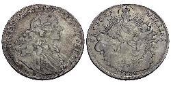 1 Thaler Deutschland Silber Maximilian III. Joseph (Bayern)(1727 – 1777)