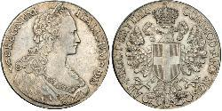 1 Thaler Eritrea Silber