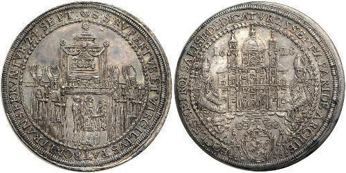 1 Thaler Habsburgermonarchie (1526-1804) Silber