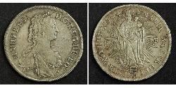 1 Thaler Königreich Ungarn (1000-1918) Silber Maria Theresa of Austria (1717 - 1780)