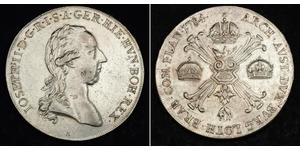 1 Thaler Kaisertum Österreich (1804-1867) Silber