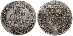 1 Thaler Polen-Litauen (1569-1795) Silber Sigismund III