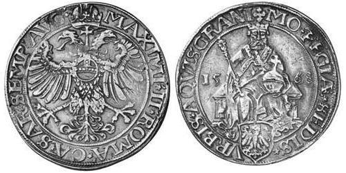 1 Thaler Reichsstadt Aachen (1306 - 1801) Silber