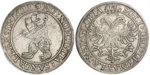 1 Thaler Schweiz Silber