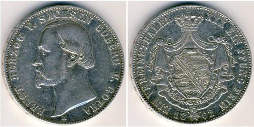 1 Thaler  Silber