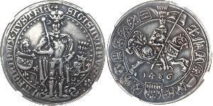 1 Thaler Austria  Silver