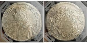 1 Thaler Dalmatia Silver
