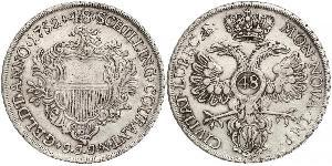 1 Thaler Germany Silver