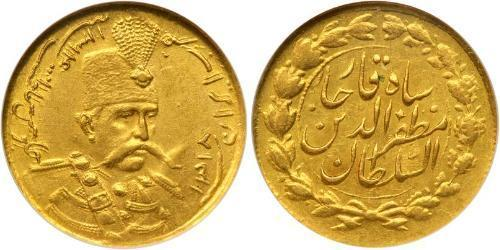 1 Toman Irán Oro
