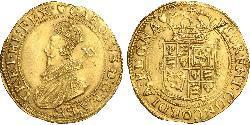 1 Unite Kingdom of England (927-1649,1660-1707) Gold James I (1566-1625)