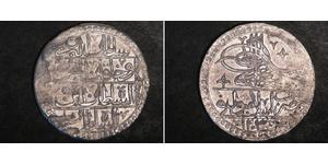 1 Yuzluk / 100 Para Ottoman Empire (1299-1923) Silver Selim III