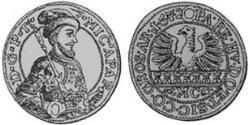 1 Zwolfer Principality of Transylvania (1571-1711) Silver