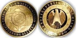 200 Euro Alemania Oro
