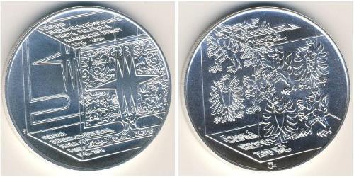 200 Krone Czech Republic Silver