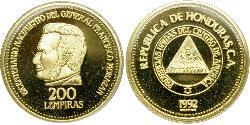 200 Lempira Honduras Oro