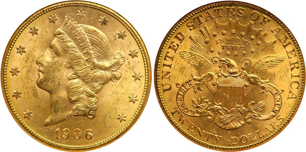 The first saint-gaudens double eagles, acclaimed as one of the most beautiful and artistic us coin designs, did not display the motto in god we trust anywhere