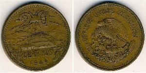 20 Сентаво Мексиканські Сполучені Штати (1867 - )