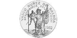 20 Balboa Panama Silber