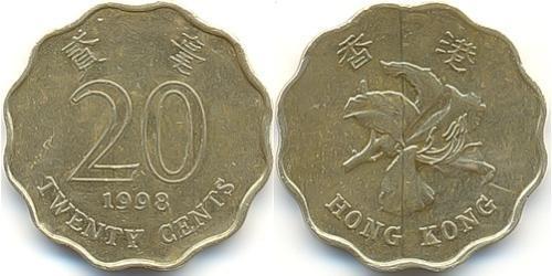 20 Cent Hong Kong