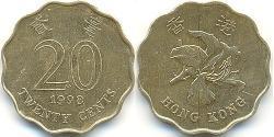 20 Cent Hongkong
