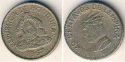 20 Centavo Honduras 銅/镍