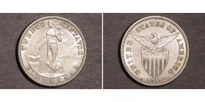 20 Centavo Philippines Silver