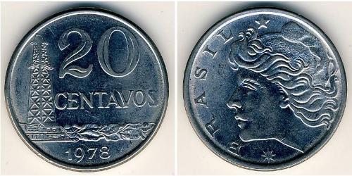 20 Centavo Brésil