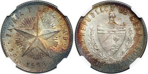 20 Centavo Kuba