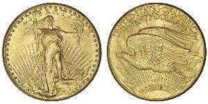 20 Dollar États-Unis d