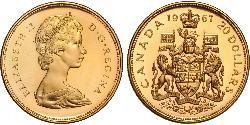 20 Dollar Canada Or Elizabeth II (1926-)