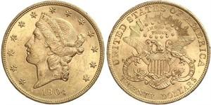 20 Dollaro Stati Uniti d