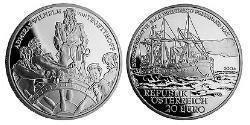 20 Euro Republic of Austria (1955 - ) Silver