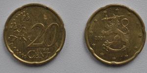 20 Eurocent 芬兰